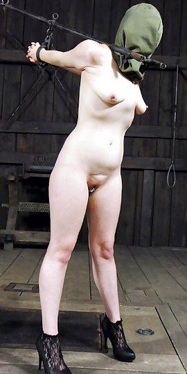 permanetly encased bondage